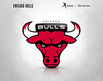 Chicago Bulls | logo redesign
