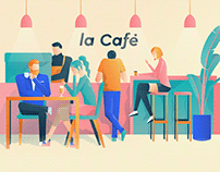 le Café (Quarantine Dreams)