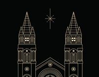 Catedral Metropolitana de Fortaleza - Ilustração