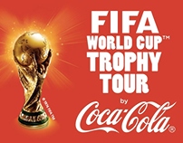Coca Cola Trophy Tour FIFA World Cup 2014 Uniforms