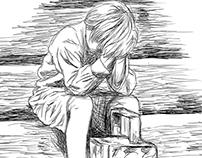 O meu Pé de Laranja Lima - Ilustrações