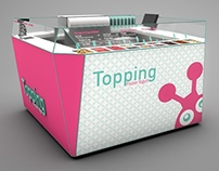 Topping · Frozen Yoghurt