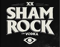 Campaña Shamrock Vodka