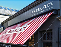 F.X. Buckley Monkstown_ Re-brand