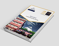 Brochure Design for CUSAT College