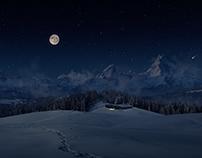 Mondlichtstudios: CGI & Animation for Bergader