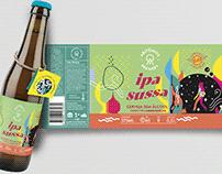 Branding Visual Identity Abstêmio Zero Alcohol Brewery