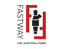 Fastway Fuel Injection & Turbo | Branding