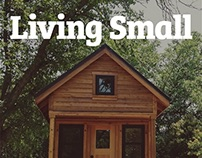 Living Small iPad DPS Publication