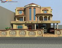 home exterior design Pakistan