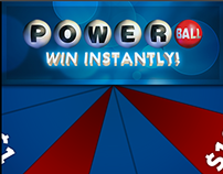 Powerball Spin the Wheel Game - WebGL & HTML5