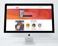 Huzur Gazoz  Corporate Web