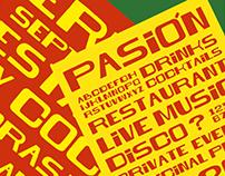 Type design - Pasión