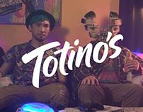 Mike Diva x Sholim //////// Totino's Pizza Stick AD