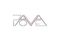 Logo design. Java Love.