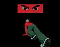 Parkour Ninja