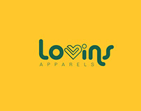 Lovins Brand identity