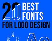 FONTS FOR LOGO DESIGN