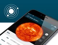 Solar System Mobile App