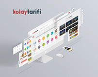 Kolay Tarifi - Recipe Web & Mobile Design / Eat, Food