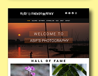 Photography Web Template
