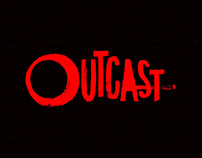 Outcast. Logo Design