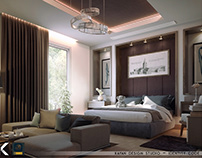 B.V.I - Guest bedroom