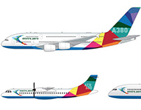 Aviation graphics