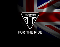 Triumph Motor Bike : Expo