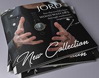 JORD Watch brand catalogue