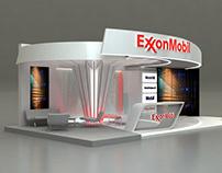 Exxon Mobil Exhibition Stand