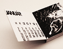 Photogram Calendar