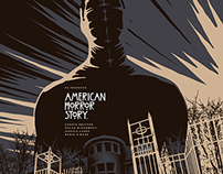 AMERICAN HORROR STORY Hero Complex Gallery