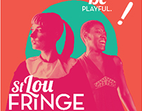 2015 St Lou Fringe Promotional Designs