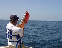 Ocean Grasp Rescue Linethrower
