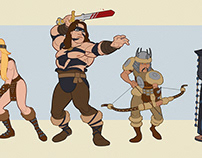 Conan the Barbarian: The Animated Series