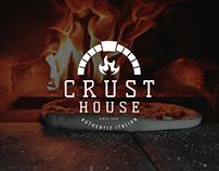 Crust House | Branding