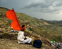 Palkhi Festival (color)