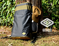GOsolo - Camping backpack