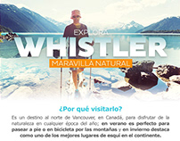 Email Campaign | Royal Holiday | Visita Whistler