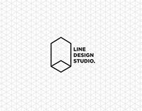 Logo for the interior design studio