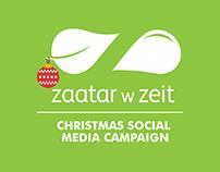 ZOZ Christmas Campaign