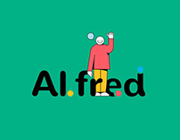 Alfred - Creative Jam for Good