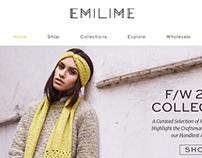 EMILIME Branding