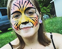 Tiger Facepaint