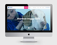 Stardust Doggy Care: Brand Refresh and Website Design