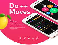 Do++Moves: Activity Tracker