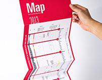 San Francisco Booklet & Map