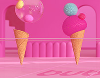 bubbles by BaskinRobbins