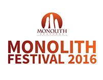 Monolith Festival 2016